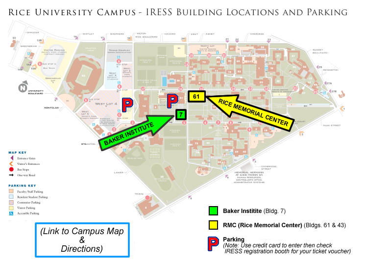 Location Map Iress Industry Rice Earth Science Symposia